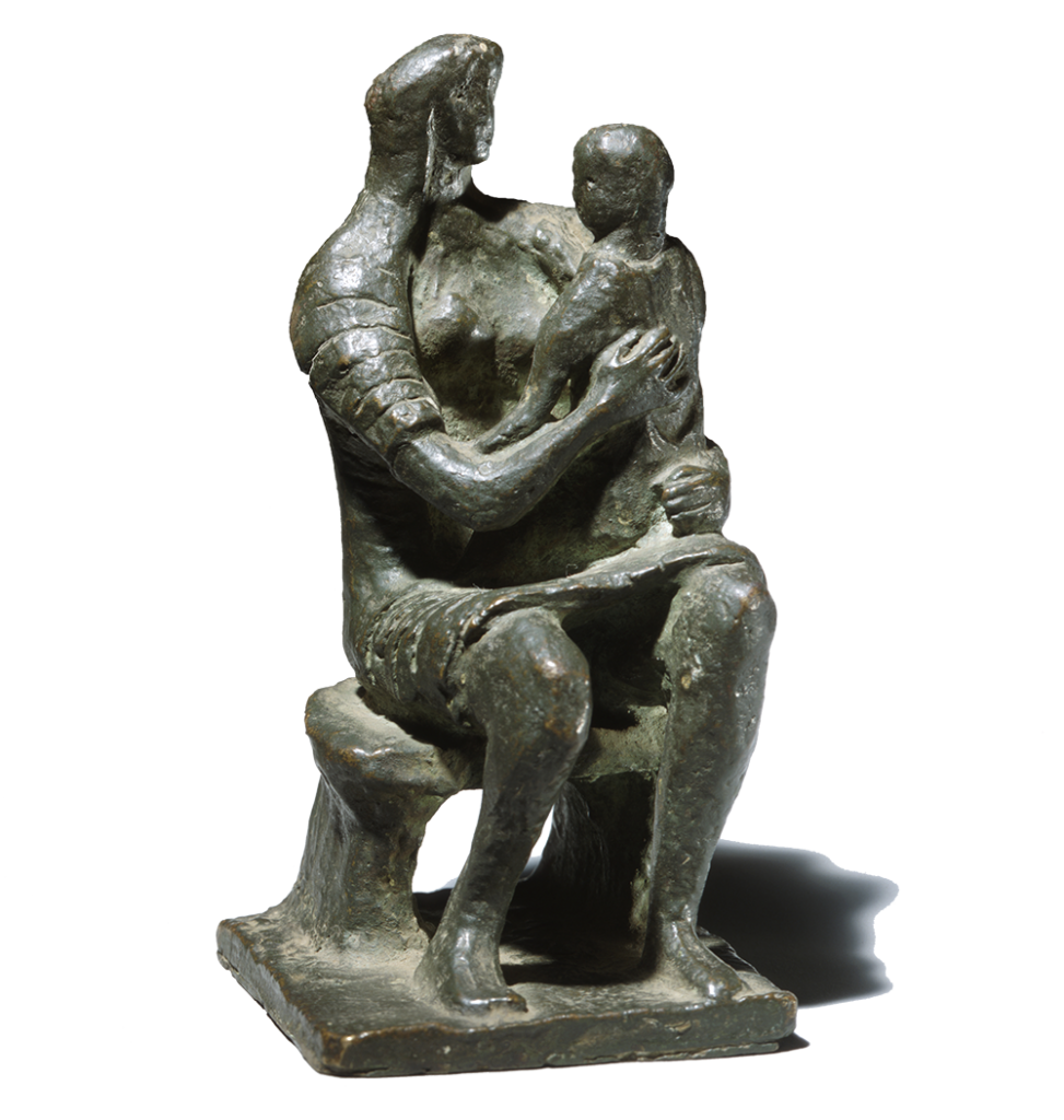 Coram-James-Antique-Valuers-Henry-Moore-Sculpture