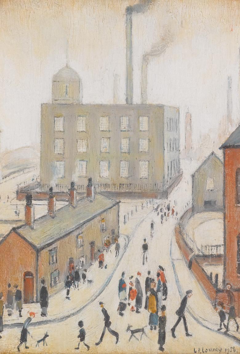 Coram-James-Fine-Arts-Valuation-Lowry